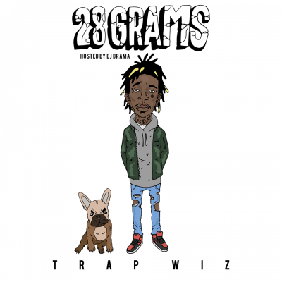 28 gram official artwork