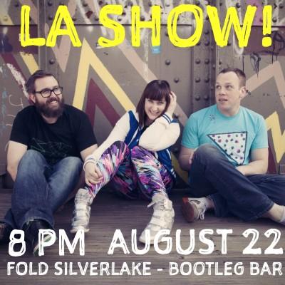 Donora LA show 1